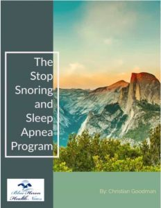 The Stop Snoring and Sleep Apnea Program
